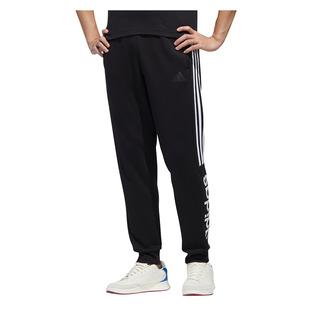 Essentials Colour Block - Pantalon en molleton pour homme