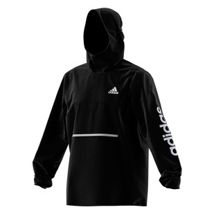 Activated Tech Windbreaker - Men's Athletic Jacket