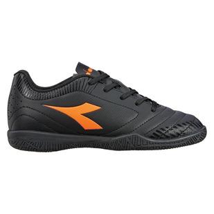 Stride Jr - Chaussures de soccer intérieur pour junior