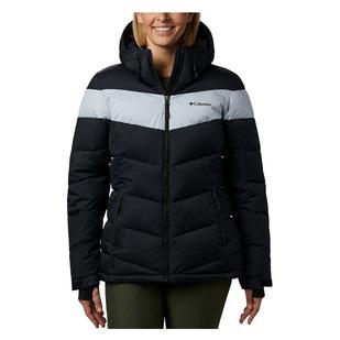 Abbott Peak - Manteau isolé à capuchon pour femme