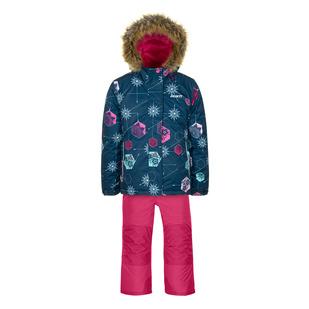Debby Jr - Girls' 2-Piece Insulated Snowsuit
