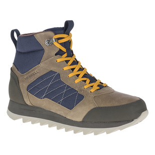 Alpine Sneaker Mid Polar WP - Men's Fashion Boots