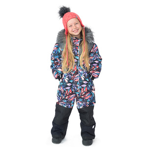 Islande K - Little Girls' 1-Piece Snowsuit