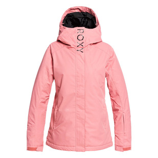 Galaxy - Women's Hooded Insulated Jacket