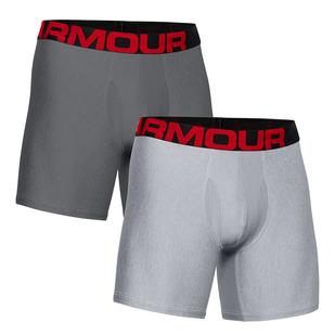 Tech (Paquet de 2) - Men's Fitted Boxer Shorts