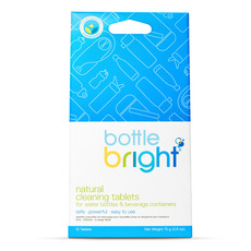 Bottle Bright - Tablettes de nettoyage