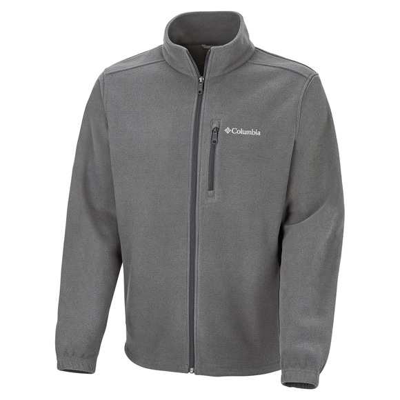 Hot Dots III - Men's Polar Fleece Jacket