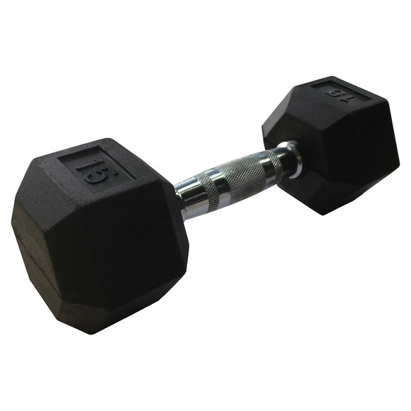 LI-PMDB02-15 - Cast Iron Dumbell