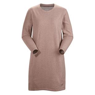Sirrus - Robe à manches longues pour femme