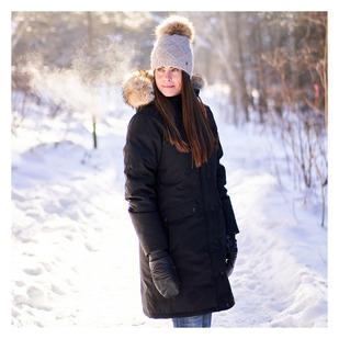 Kay - Manteau isolé en duvet pour femme