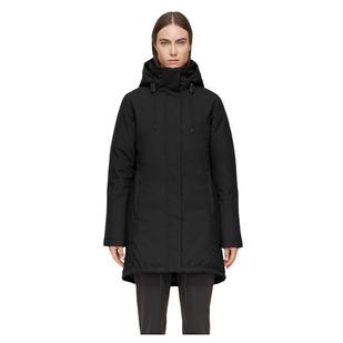 Genia 20 NF - Manteau d'hiver à capuchon pour femme