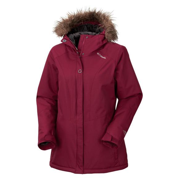 Iceberg Lake - Manteau d'hiver pour femme