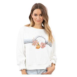 Surf Bloom - Women's Sweatshirt