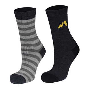 84-349 Jr - Junior Crew Socks (Pack of 2 pairs)