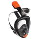 Divemask - Masque de plongée avec tuba intégré pour adulte   - 0