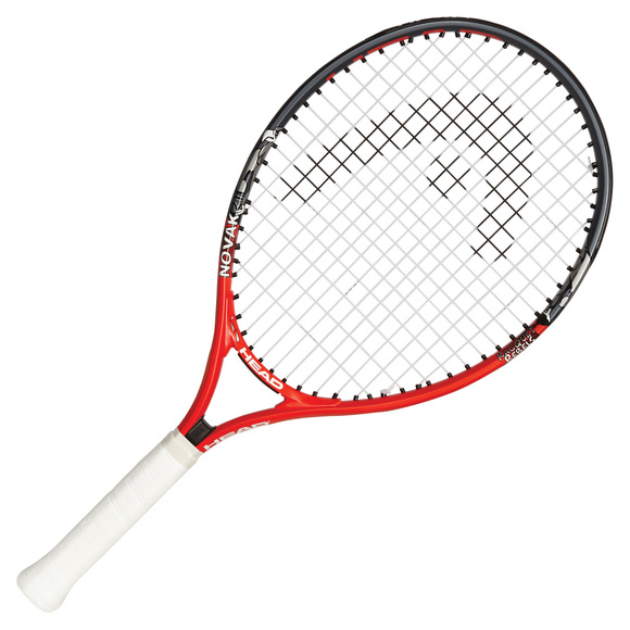 Novak 21 - Boys' Tennis Racquet