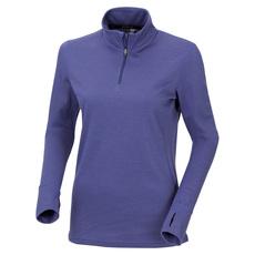 MW3513F16 - Women's Baselayer Half-Zip Sweater