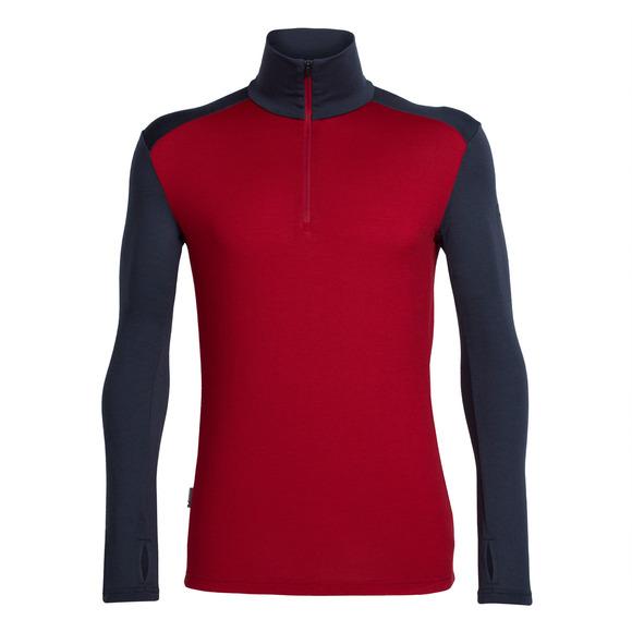 Tech - Men's Half-Zip Sweater