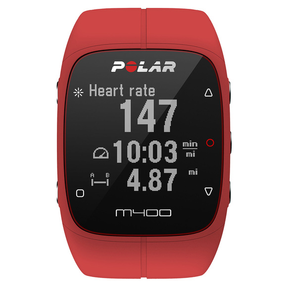 M400 HR - Sport watch with GPS