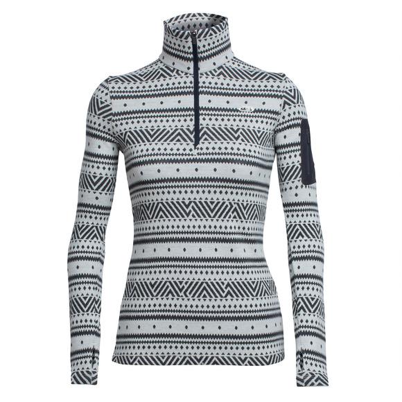 Vertex - Women's Half-Zip Sweater